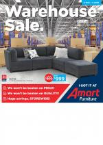 Amart Catalogue Warehouse Sale 8 May 4 Jun 2019