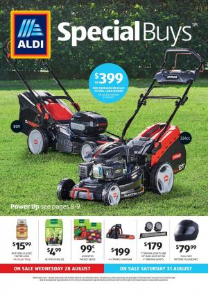 aldi catalogue special buys week 35 2019