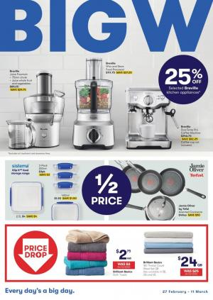 big w catalogue 27 feb 11 mar 2020