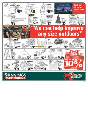 bunnings catalogue november 2018