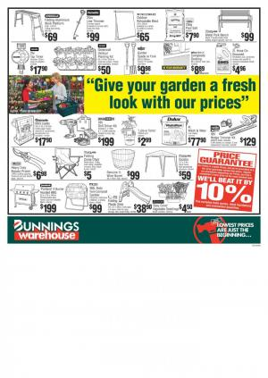 bunnings catalogue october 2018