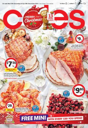 coles catalogue 12 dec 2018