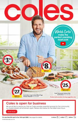 coles catalogue 8 14 apr 2020