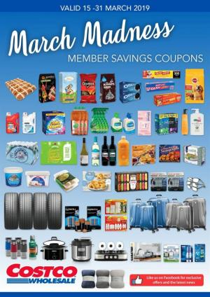 costco catalogue 15 31 mar 2019