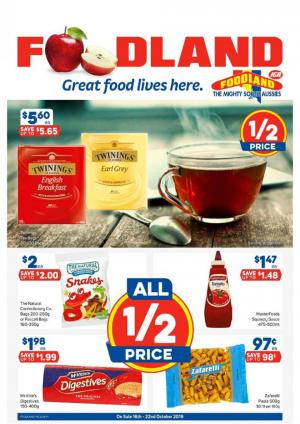 foodland catalogue 16 22 oct 2019