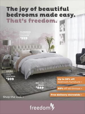 freedom furniture catalogue 7 19 may 2019