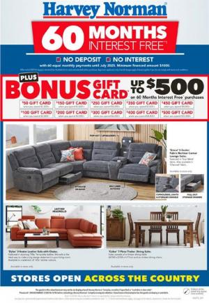 harvey norman catalogue 9 15 jul 2020 furniture
