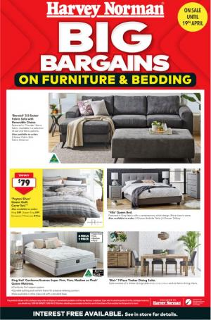 harvey norman catalogue bedroom apr 2020