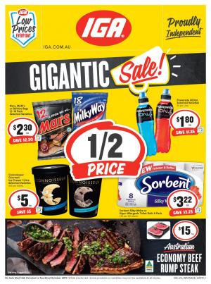 iga catalogue 16 22 oct 2019