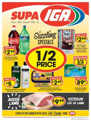 iga catalogue 8 november 2016