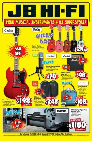 jb hi fi catalogue 14 oct 3 nov 2019