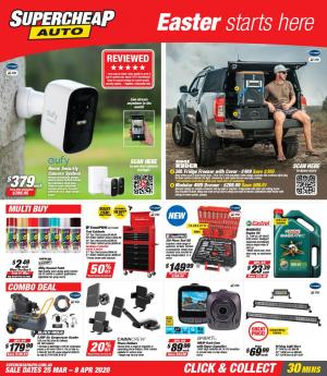 supercheap auto catalogue 25 mar 8 apr 2020