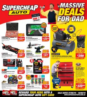 supercheap auto catalogue fathers day 7 18 aug 2019