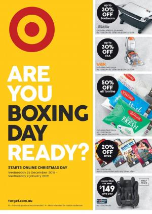 Target Catalogue Christmas 13 24 December 2018