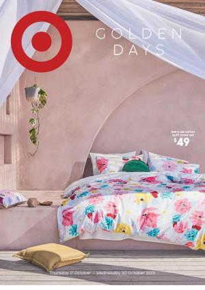 target catalogue 17 30 oct 2019