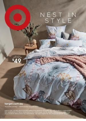 target catalogue 28 may 10 jun 2020