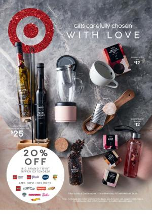 target catalogue christmas 5 11 dec 2019