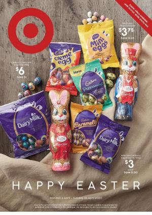target catalogue easter 6 26 apr 2020