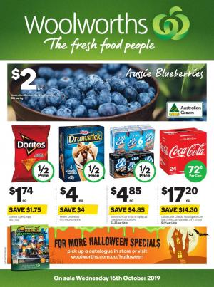 woolworths catalogue 16 22 oct 2019