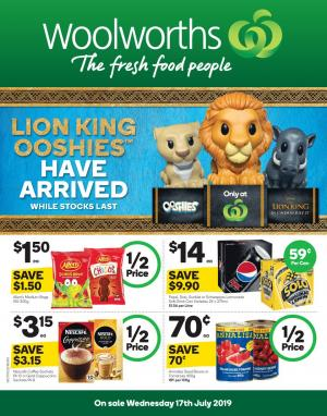 woolworths catalogue 17 23 jul 2019