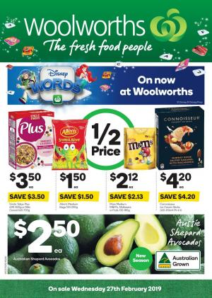 woolworths catalogue 20 26 feb 2019