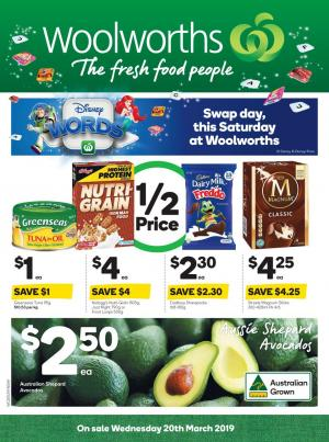 woolworths catalogue 20 26 mar 2019