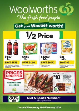 woolworths catalogue 26 feb 3 mar 2020