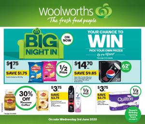 woolworths catalogue 3 9 jun 2020