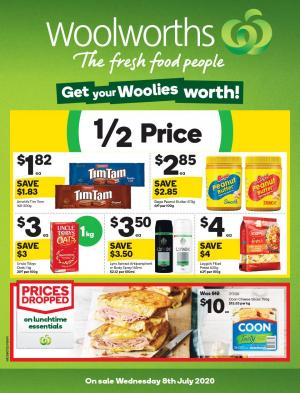 woolworths catalogue 8 14 jul 2020