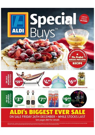 Aldi Catalogue Clearance