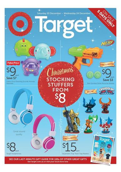 Target Toy Sale Catalogue December 2014