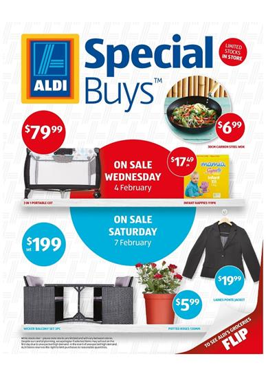 Aldi Catalogue Business Wear For Everyone