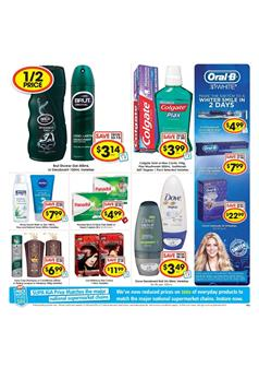 Iga Personal Care Products