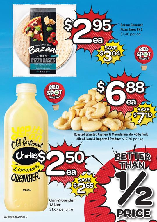 Woolworths Catalogue Featured Online February 2015