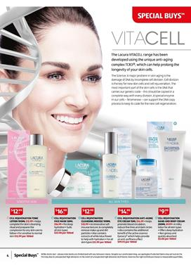 Aldi Special Buys Beauty Products February 2015