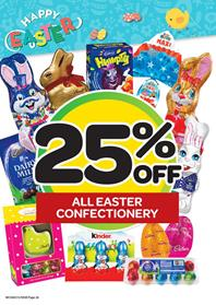 Easter Chocolates March 2015 Products Woolworths