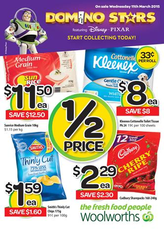 Woolworths Catalogue Easter Sale March 2015