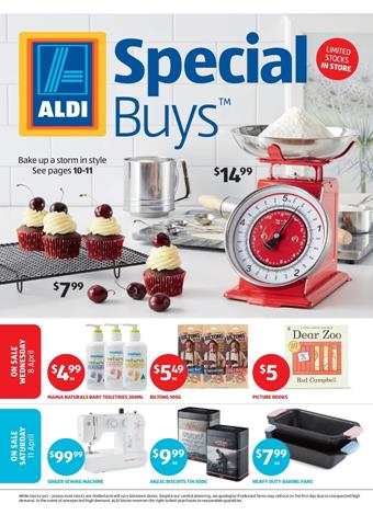 ALDI Catalogue Special Buys Week 15