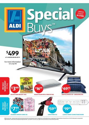 ALDI Catalogue Special Buys Week 21 May 2015