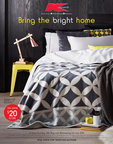 Kmart Catalogue Home Sale 14 May 2015