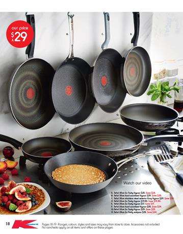 Kmart Kitchen Ware Catalogue Prices 18 May 2015