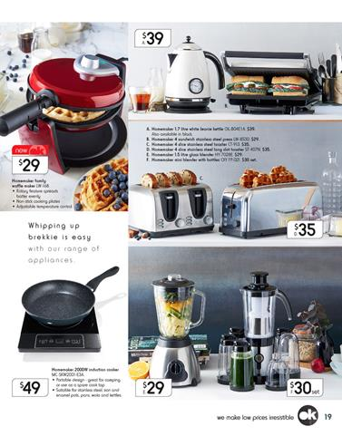 Kmart Online Kitchen Appliances
