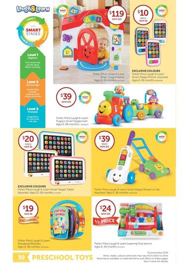 Target Toy Sale 2015 Dolls, Play Sets and Preschool Toys