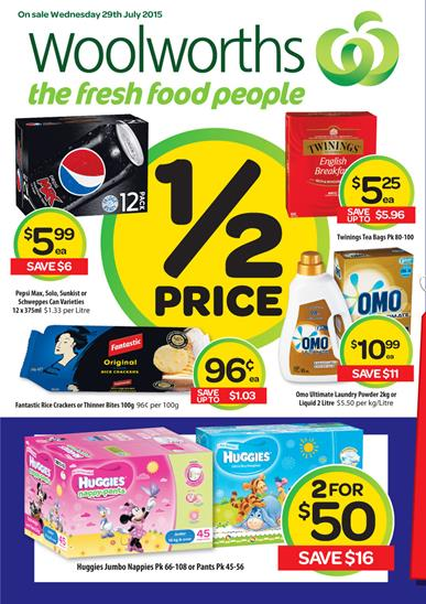 64be5ca740c Woolworths Catalogue 29 Jul - 04 Aug Specials and Great Savings