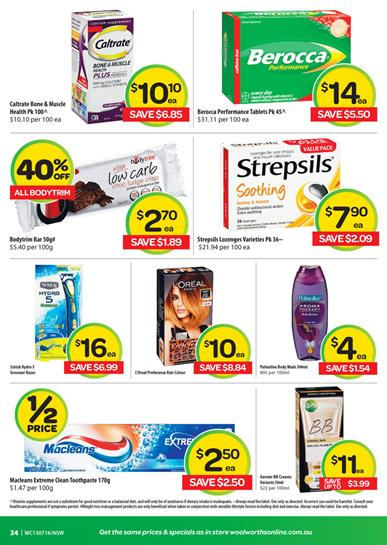 Woolworths Catalogue Home Outdoor Household and Stationery 15 Jul