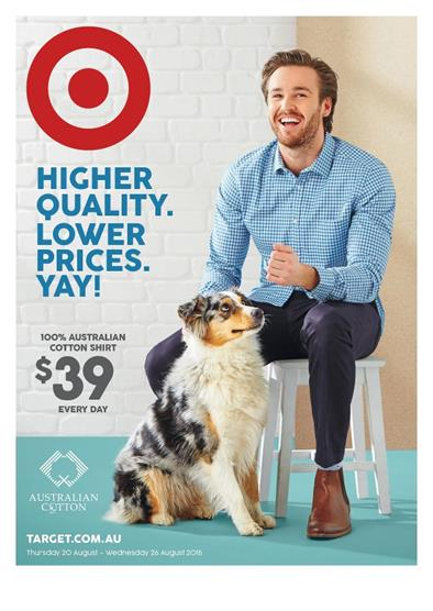Target Catalogue Fathers Day Gifts 20 Aug 2015