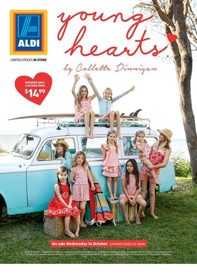ALDI Catalogue Special Buys Week 42 Clothing
