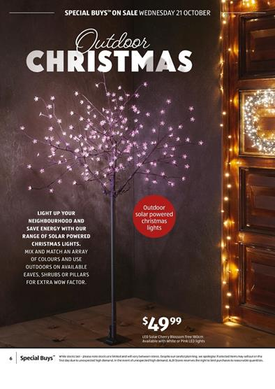 Christmas Decorations At Aldi : Aldi christmas outdoor lights oct