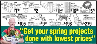 Bunnings Warehouse Online Catalogues