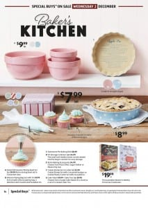 ALDI Catalogue Special Buys 2 - 5 Nov 2015